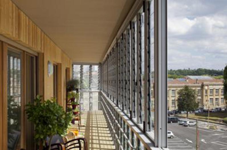 loggia, logements privés et sociaux à Boulogne-Billancourt