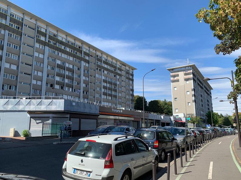 Le clos Langlois, Vitry-sur-Seine