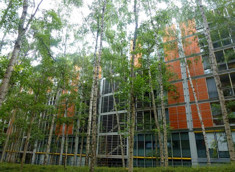 Logements à Paris, architecte Renzo Piano