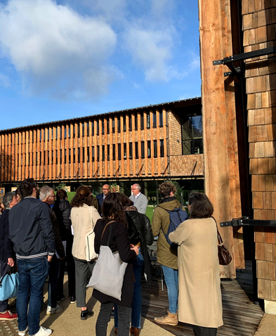 Journée d'information du CAUE du Val-de-Marne