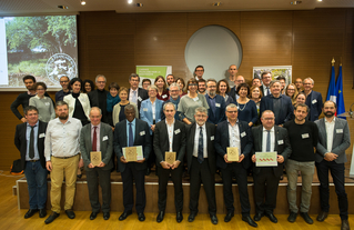 Cérémonie de remise des trophées du concours Capitale française de la Biodiversité 2018
