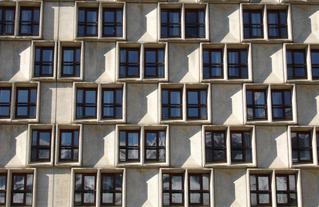 Hôtel Les Lindars, Flaine - Architecte Marcel Breuer