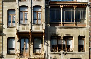 Maison Horta, à Bruxelles