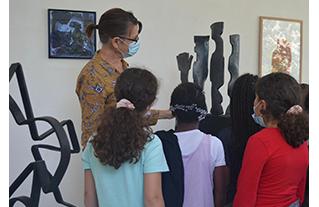 Atelier de sculpture à la Fonderie, Fontenay-sous-Bois